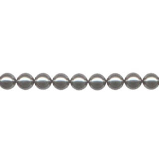 SHELL PEARL #212 08MM GRAY