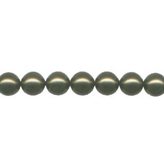 SHELL PEARL #610 8MM ROUND