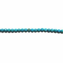 STABILIZE TURQUOISE 06MM FACETED