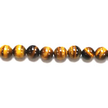 TIGER EYE (B) 08mm