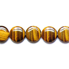 TIGER EYE DISC 20MM