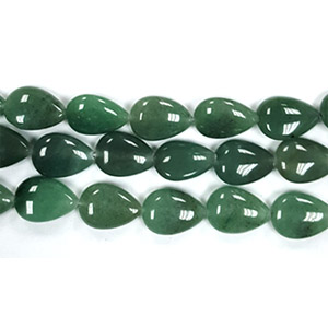 AVENTURINE PEAR 13X18MM