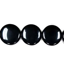 BLACK OBSIDIAN DISC 35MM