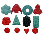 CINNABAR DESIGN BEADS