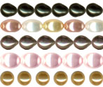 SHELL PEARL DESIGN BEADS
