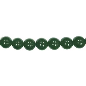 DYED GREEN JADE 12MM