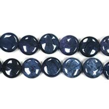 DUMORTIERITE DISC 16MM