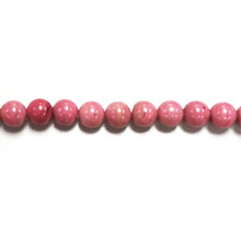 NEW RHODONITE 08MM