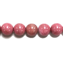 NEW RHODONITE 12MM