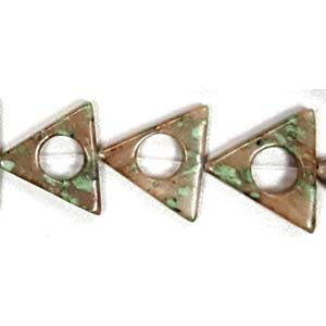 NOONURITE HOLLOW TRIANGLE 16MM