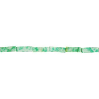 CHINA JADE SQUARE 4X13MM