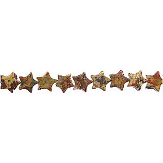 POPPY JASPER STAR 06MM