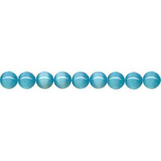 CAT'S EYE TURQUOISE 06MM