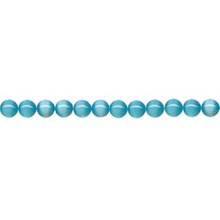 CAT'S EYE TURQUOISE 04MM