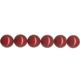 SHELL PEARL PL244 14MM RED CORAL