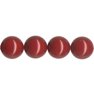 SHELL PEARL PL244 18MM RED CORAL