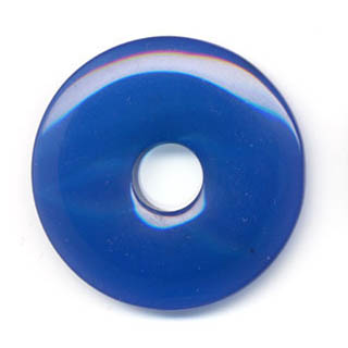 35MM DONUT BLUE ONYX