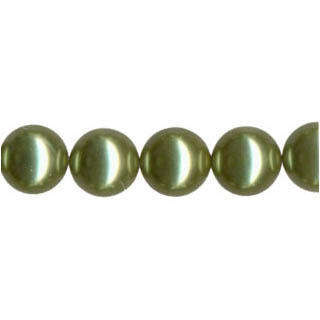 SHELL PEARL PL240 14MM LIGHT GREEN