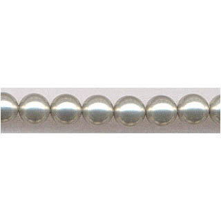 SHELL PEARL #614 8MM ROUND