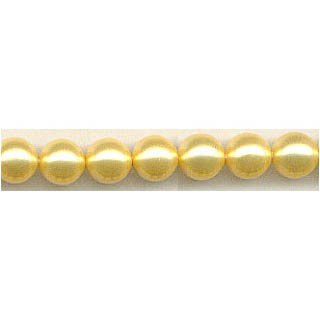 SHELL PEARL #605 8MM ROUND