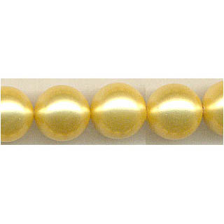 SHELL PEARL #605 14MM ROUND