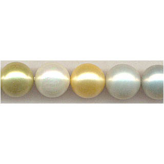 SHELL PEARL L. MUTIL 10MM ROUND
