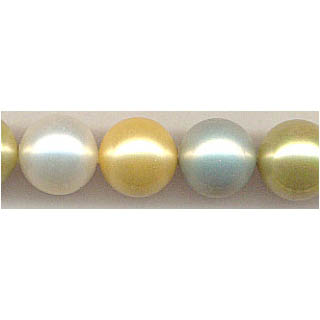 SHELL PEARL L.MUTIL 12MM ROUND