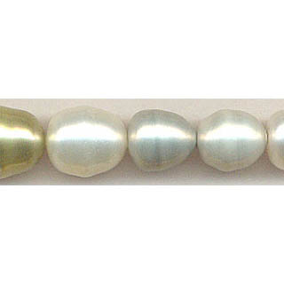 SHELL PEARL DESIGN BEADS12-16M LT.MUL