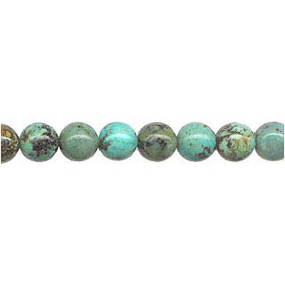 AFRICAN TURQUOISE 08MM