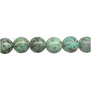AFRICAN TURQUOISE 10MM