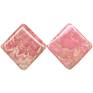 RHODOCHROSITE SQUARE 25MM