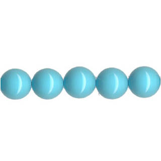 SHELL PEARL PL245 14MM TURQUOISE