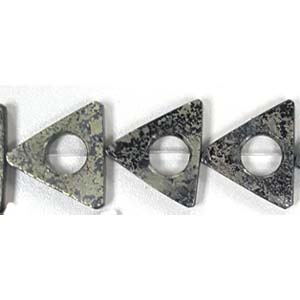 PYRITE TRIANGLE HOLLOW 16MM