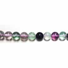 RAINBOW FLOURITE(A) 10MM