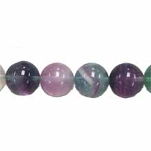 RAINBOW FLOURITE(A) 14MM